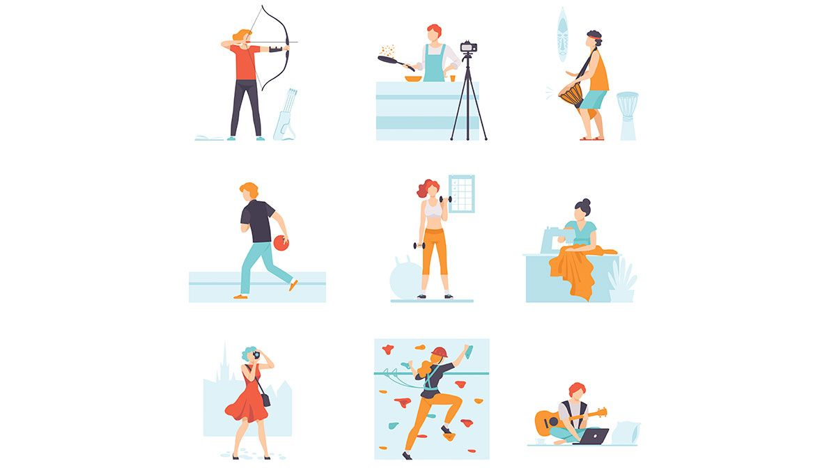 Hobbies And Interests How To Write Them On Your Cv Totaljobs