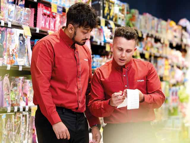 Store Team Member In Liverpool L37 Home Bargains Totaljobs